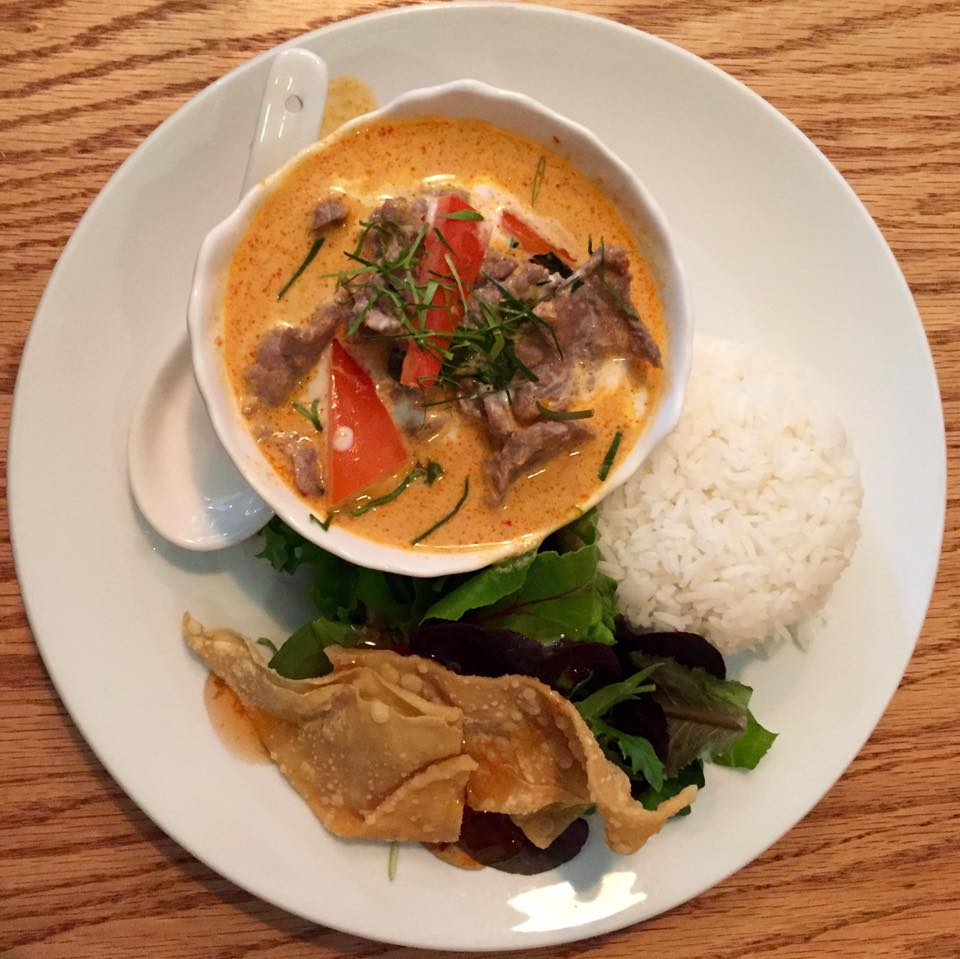 Bob likes thai food every day is a food day for Authentic thai cuisine portland